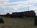 BNSF 4531 West