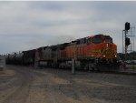 BNSF 5504 West