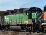 BNSF 2710