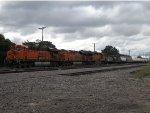 BNSF 5759 West