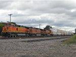 BNSF 4570 West