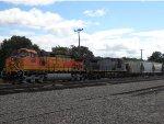 BNSF 4517 West