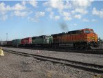 BNSF 5651 EAST
