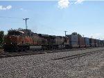 BNSF 7332 West