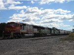 BNSF 8221 EAST