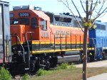BNSF 3008