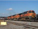 BNSF 1079 West