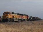 BNSF 9958 West