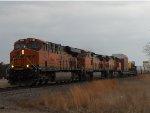 BNSF 7360 West
