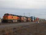 BNSF 4175 WEST