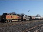 BNSF 4533 West