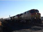 BNSF 4898 West