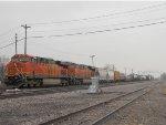 BNSF 7469 West