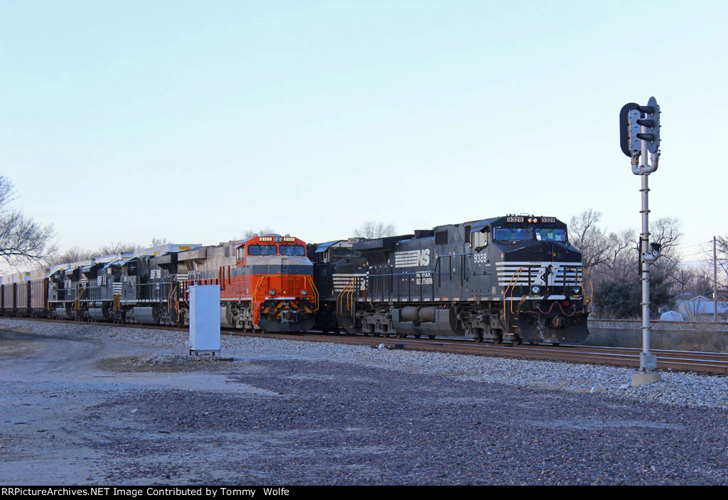 NS 431 and NS 20T