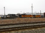 NS 9337, BNSF 6797 and 5643