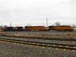 NS 9337 and BNSF 6797 and 5643