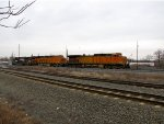 BNSF 5643 and 6797