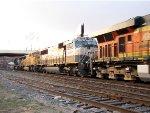 BNSF 9587 NS 65W