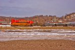 BNSF 6369 Switches the IAIS