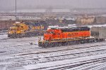 BNSF 2857 and BNSF 1818