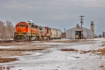 BNSF 3035 and BNSF 549
