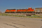 BNSF 2378 and BNSF 1278