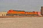 BNSF 1570 and BNSF 1281