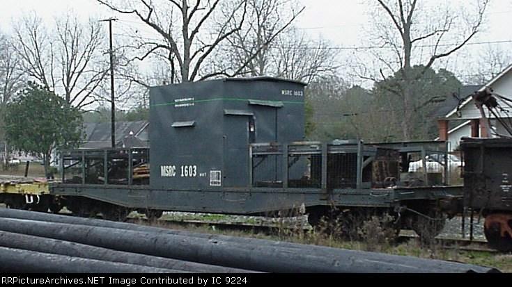 MSRC 1603 still in service on KCS