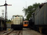 Diesel, Electric, And Steam