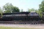 BNSF 9640