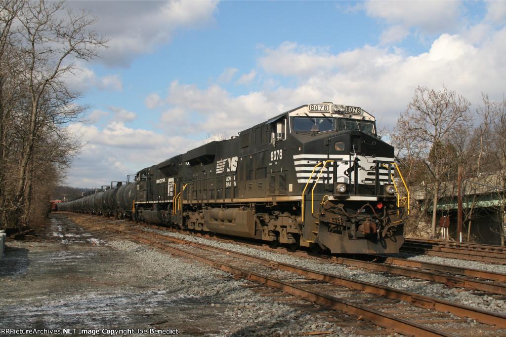 NS 8078 on 64D