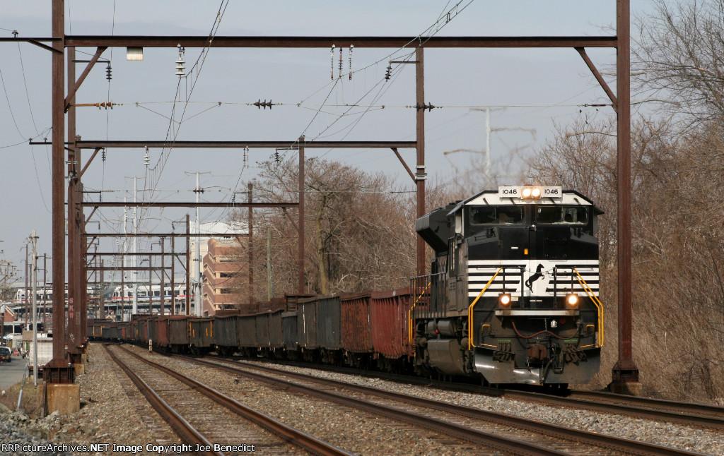 NS 1046 on 66Z