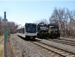 NJT 3519; NS 5287 and 9848