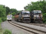 NJT 3508; NS 6772 and 9814