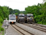 NJT 3511; NS 6772 and 9814