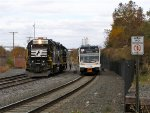 NJT 3509 and NS 5307