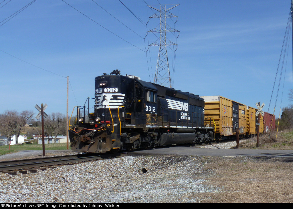 NS 3312 ON T27