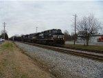 NS 9633 on coal train