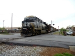 NS 8116 pusher through Pickens