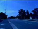 CSX F728 #4588 leading down Albemarle Ave