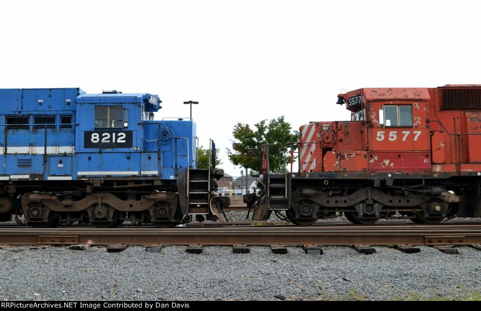 8212 and 5577 front to front