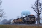 NS 9737 UP 8592 UP 6523 NS 68Q Ethanol Loads