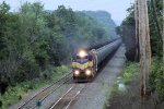 DME 6362 CSX Train K469 Ethanol Empties
