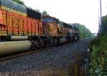 BNSF 9923
