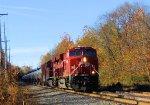 CP 8936 8739 CSX Train K041 Crude Oil Empties