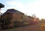 BNSF 929 on CSX Train K040