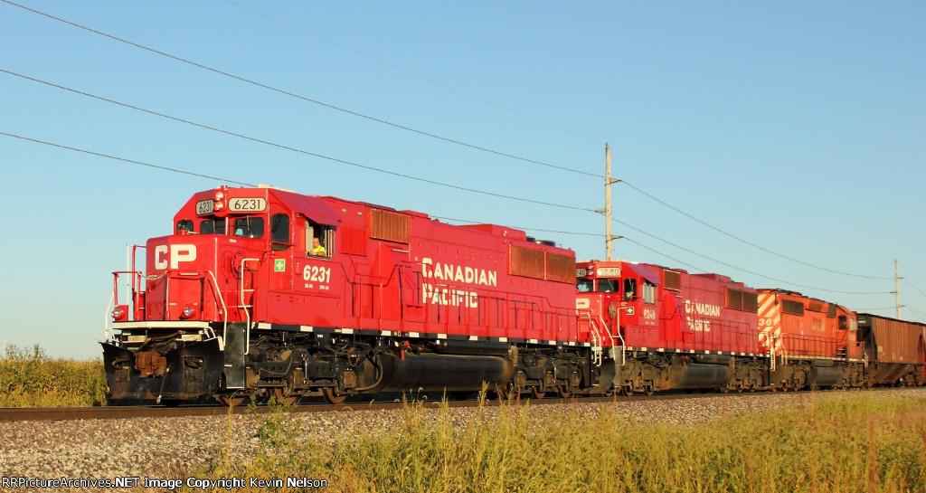 CP 6231 SD60