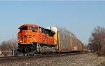 BNSF 9062 SD70ACe
