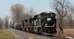 NS 1073 SD70ACe PC Heritage