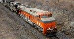 NS 8105 ES44AC  Interstate Heritage